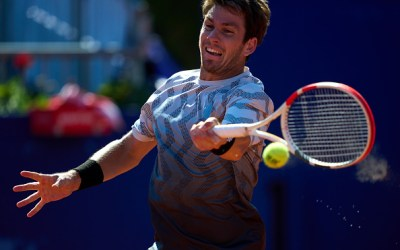 Norrie successfully opens Estoril campaign