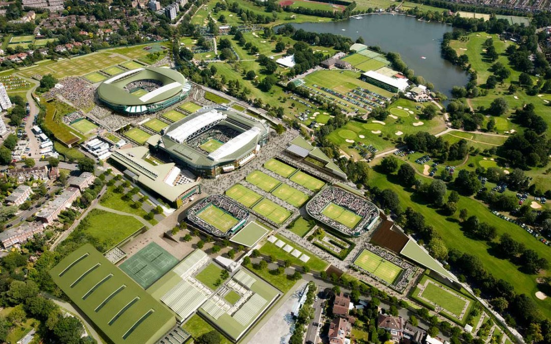 Wimbledon's changing landscape