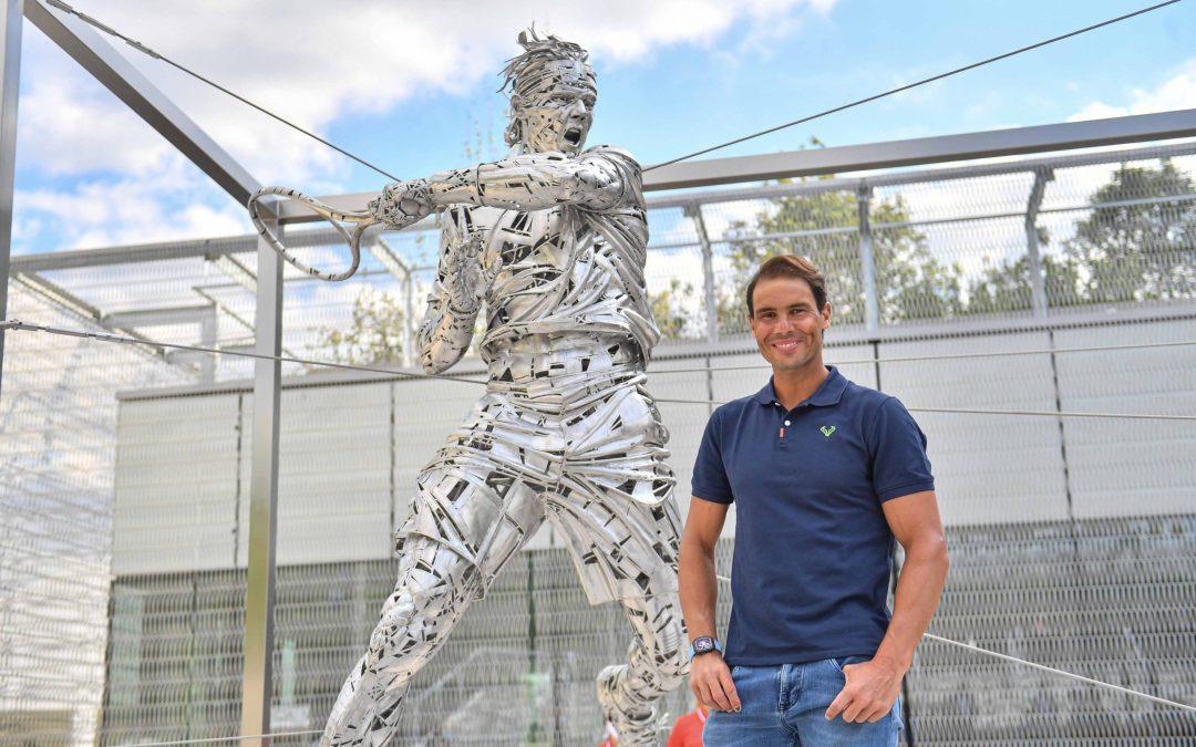Roland Garros produces unexpected draw