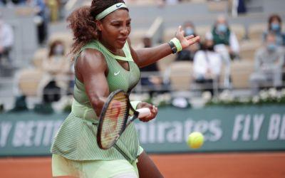Serena sails on, Rybakina next