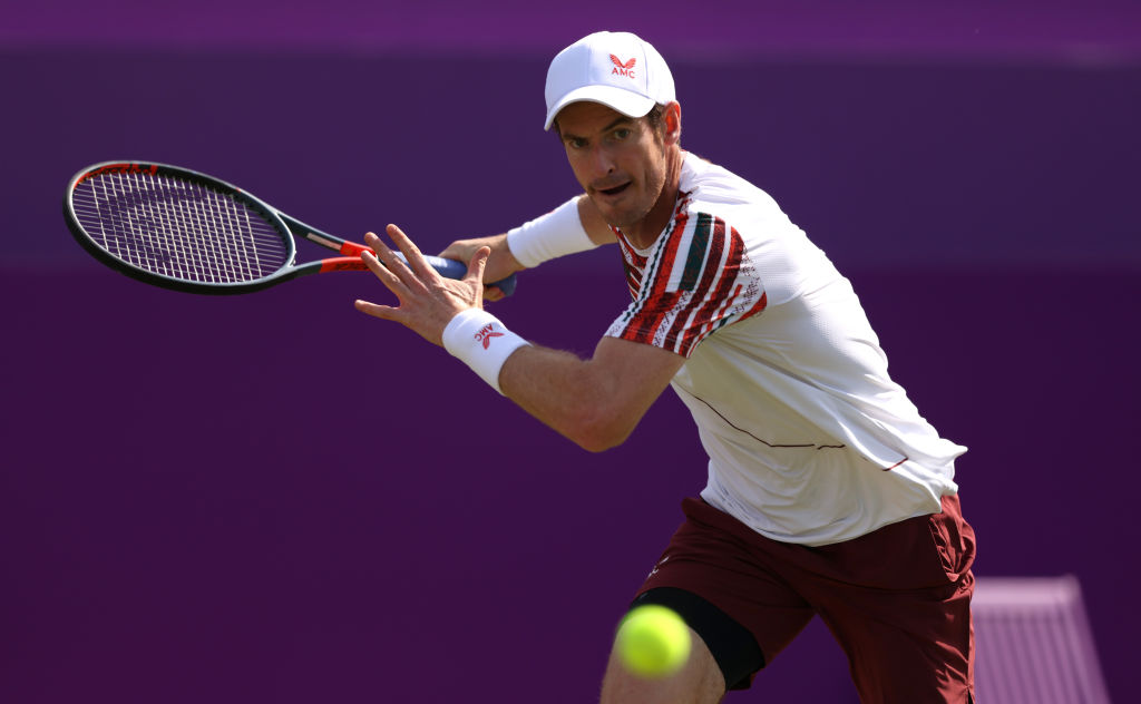 Murray and Evans win at Queen's