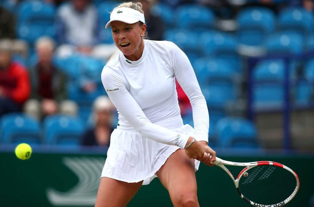 All-Baltic final at Eastbourne