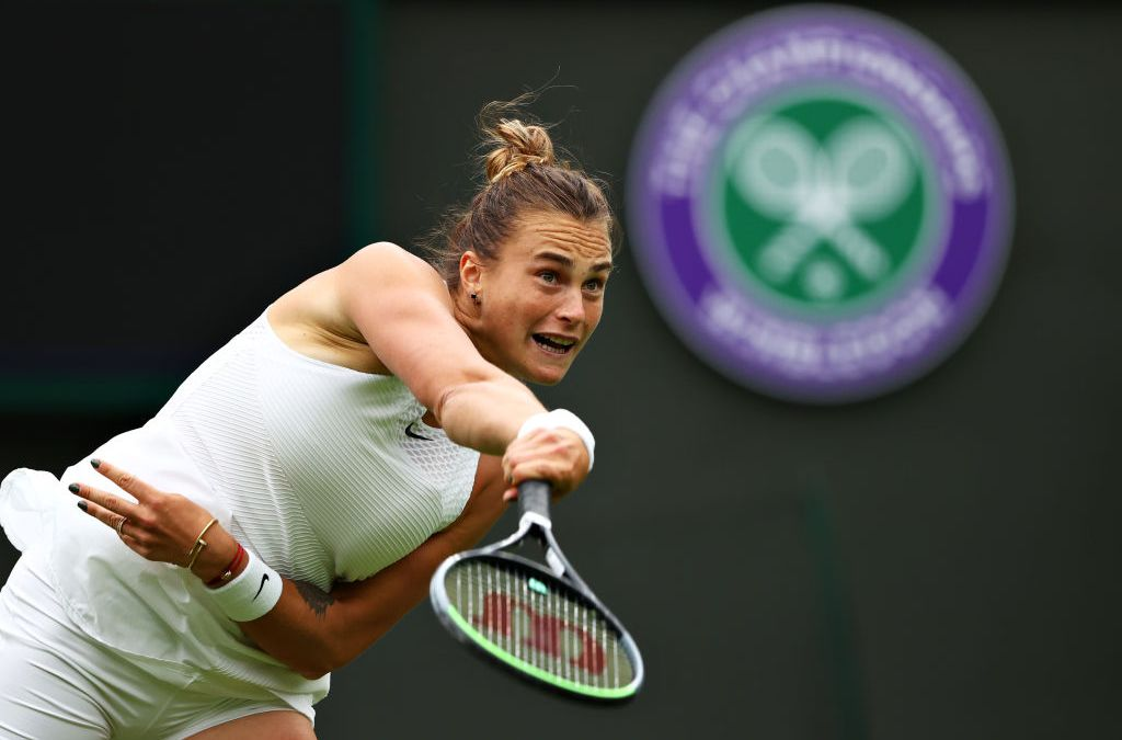 Sabalenka opens, Stephens downs Kvitova and Swiatek smiles
