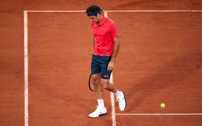 Federer withdraws as Medvedev, Tsitsipas and Zverev progress.