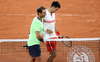 Nadal is brought down in classic
