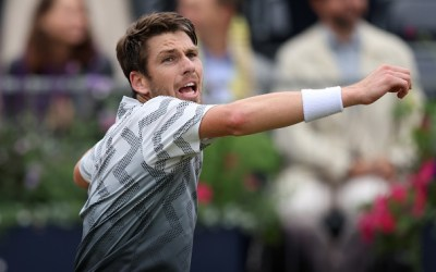Norrie or Berrettini to lift the Queen's Cup.