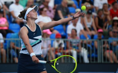 WTA Roundup: Semis set in Prague, Lausanne and Budapest