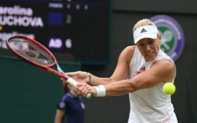 Kerber shows her class against Muchova
