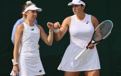Women's Doubles approaches quarter-final stage at Wimbledon