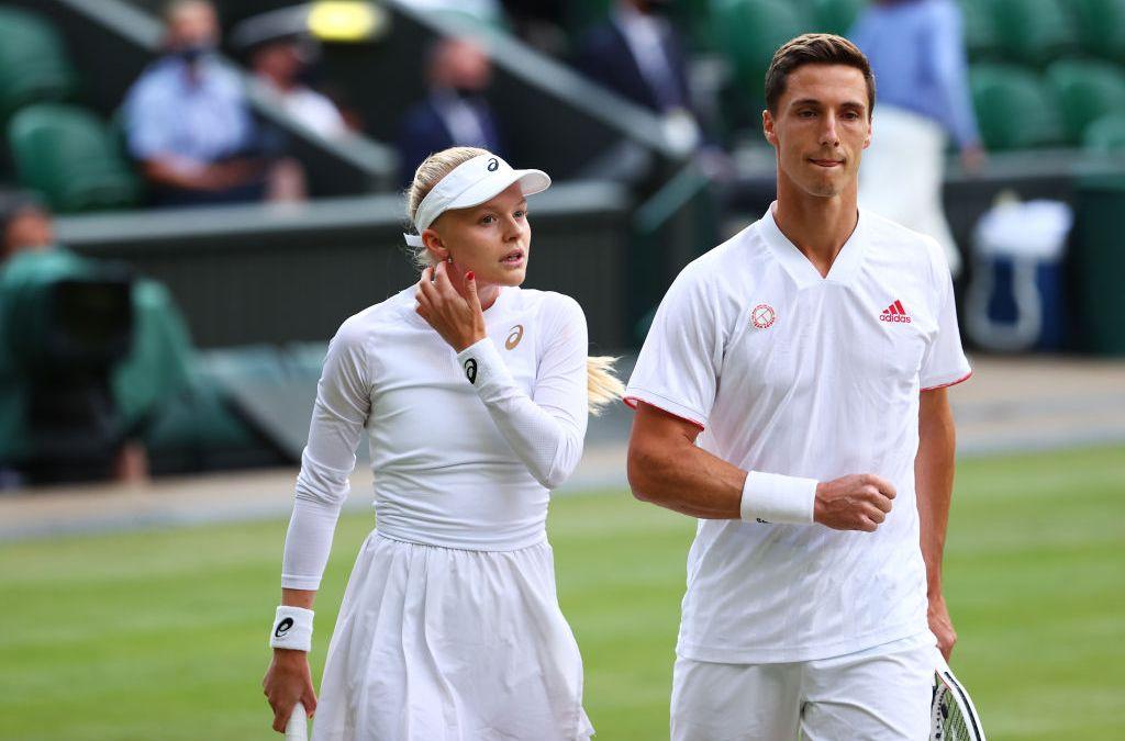Brits make Mixed Doubles Final