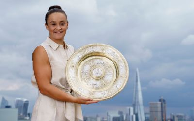Barty extends lead atop of WTA Rankings and Race
