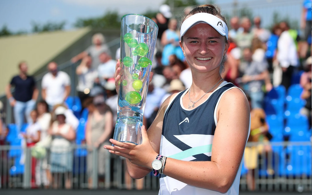 WTA Roundup: Favourites win in Prague, Lausanne and Budapest