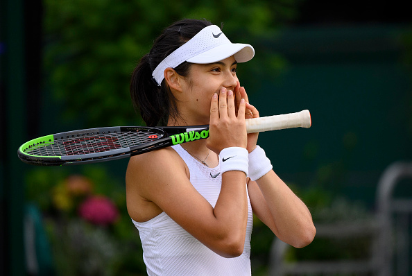 Raducanu and Norrie make second round