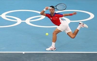 Djokovic still the man to beat