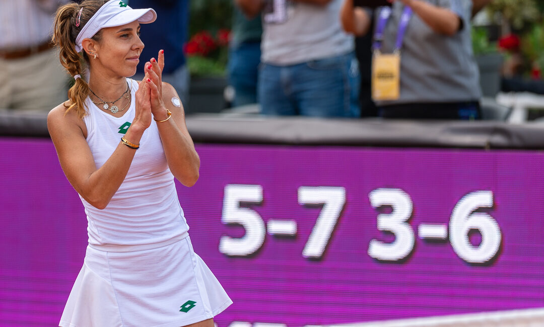 WTA roundup: Cluj-Napoca and Concord