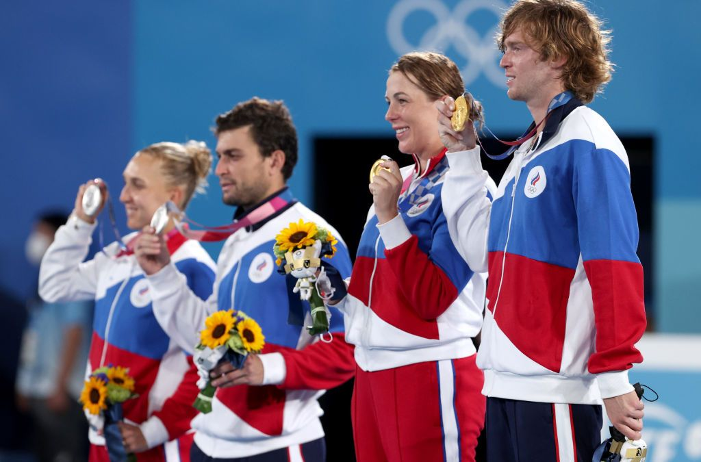 Olympic dreams fulfilled…