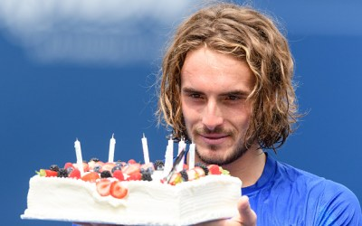 Tsitsipas and Medvedev remain on course