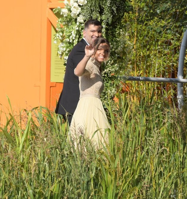 Halep marries Toni Iuruc in Constanta