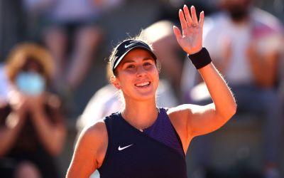 WTA Roundup: Bencic eyes spot in Guadalajara