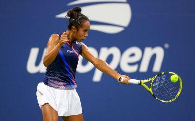 Fernandez joins Sabalenka, Svitolina and Krejcikova in US Open last 8