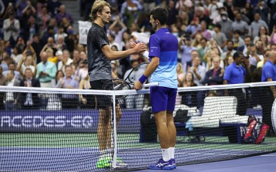 Medvedev promises a high-octane final with Djokovic