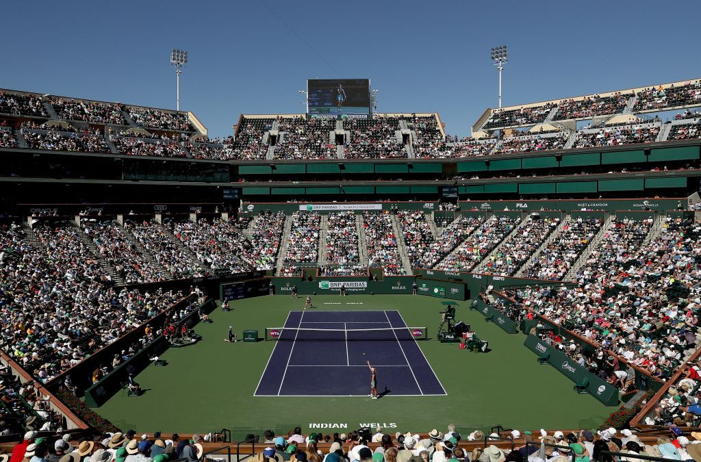 Clijsters and Raducanu wild-carded into Indian Wells main draw