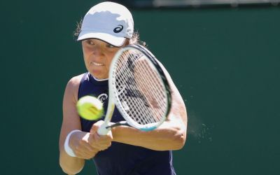 Swiatek and Svitolina advance, Kvitova and Halep fall in Indian Wells