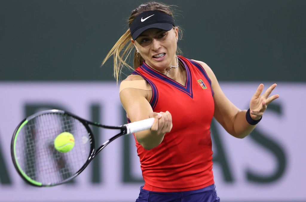 Badosa upsets Kerber to play Jabeur in Indian Wells semi-finals