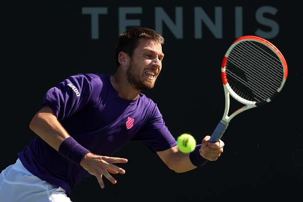 Norrie topples the top seed to reach San Diego Final