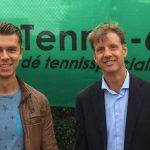 Van der Geest tekent sponsorcontract met TVNV