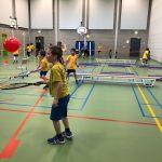 TVNV langs gymles basisscholen