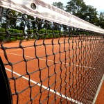 Tennissen tijdens Kikkers open en HOT