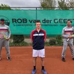 Tennislessen Intense Tennis