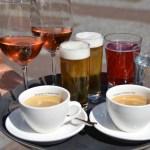Drankje doen op het terras kan weer!