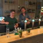 De bar is geopend!