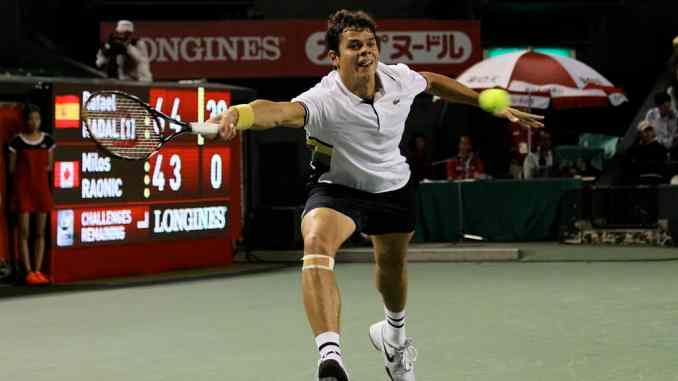 Milos Raonic v Vasek Pospisil Live Streaming, Prediction