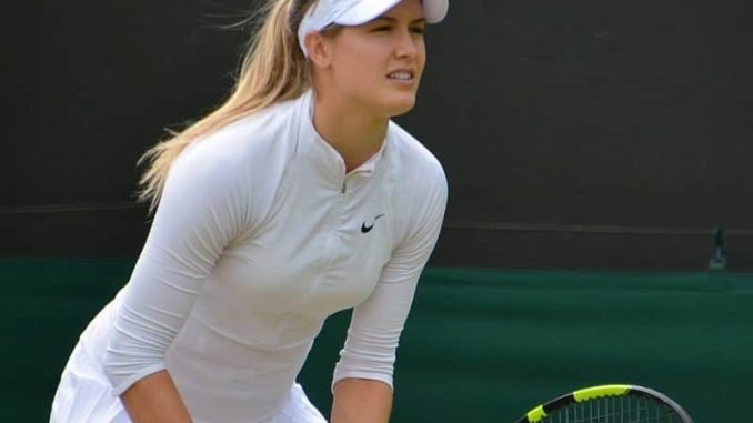 Eugenie Bouchard v Anna Kalinskaya live streaming and predictions