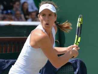 Johanna Konta Made the US Open Quarter-Finals