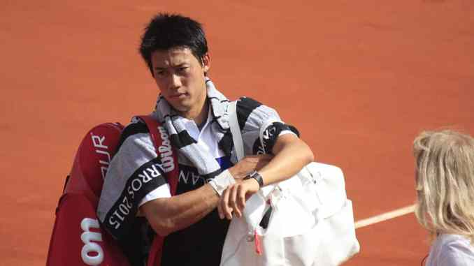 Watch the Kei Nishikori v Diego Schwartzman Live Streaming from Rome Masters