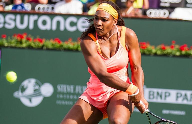 Serena Williams in US Open Final