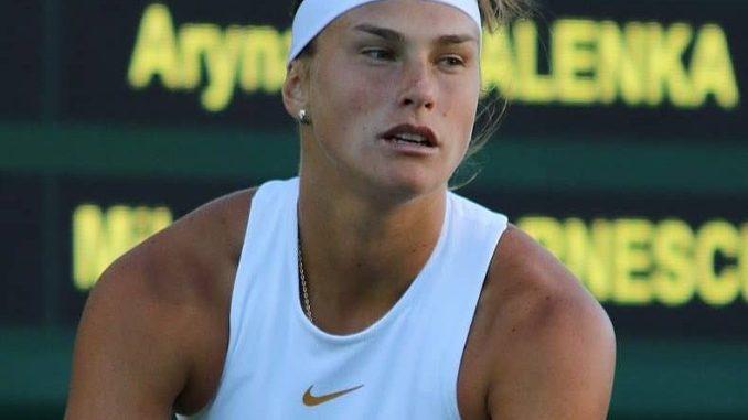 Aryna Sabalenka v Katerina Siniakova live streaming and predictions
