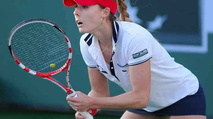 Watch the Alize Cornet v Tamara Korpatsch Live Streaming WTA Lausanne