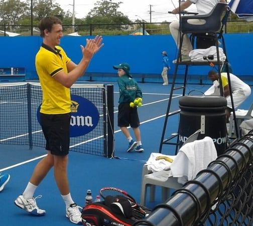 John Millman v Novak Djokovic betting tips