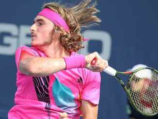 Stefanos Tsitsipas v Dusan Lajovic live streaming and predictions
