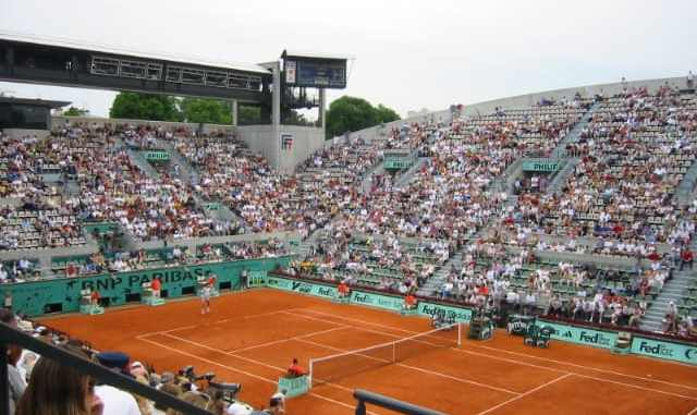 When will the French Open draw be held?