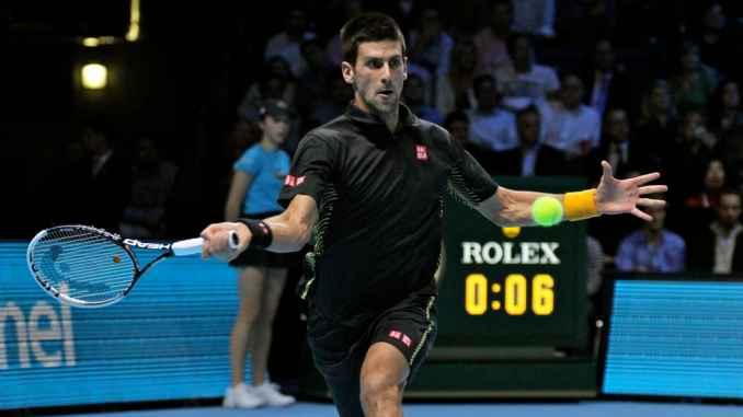 Djokovic won the epic clash against Federer