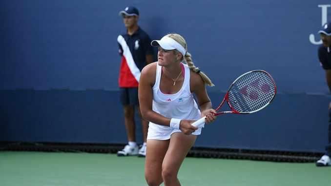 Aleksandra Wozniak Retires from Tennis
