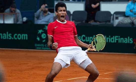 Auger-Aliassime outguns Tsitsipas at Indian Wells