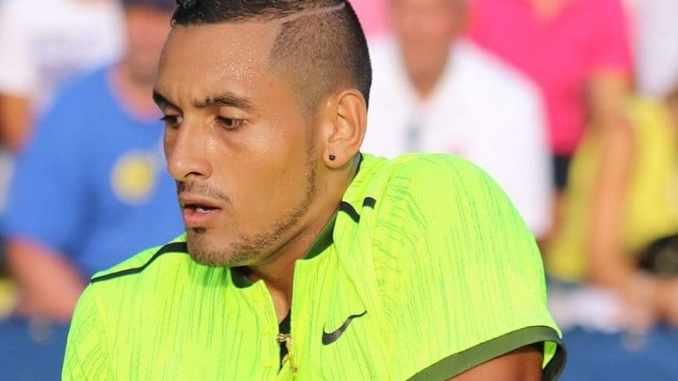 Kyrgios' Injury for ATP Cup