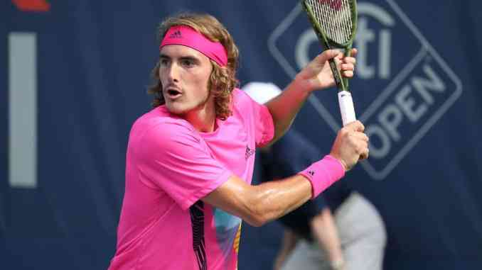 Stefanos Tsitsipas v Andrey Rublev Live Streaming & Prediction